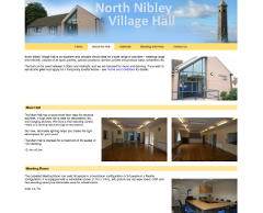 North Nibley Village Hall screenshot